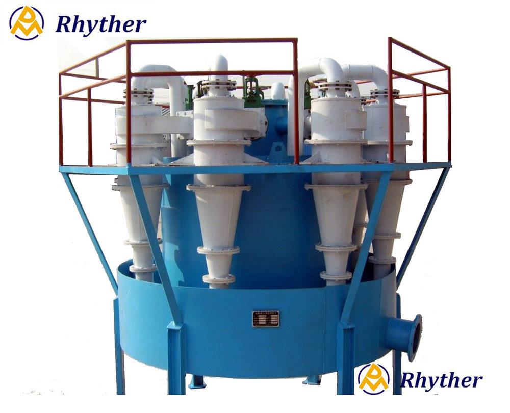 언더 플로 콘센트 하이드로 사이클론 사용됩니다-다른 채광 기계 ...