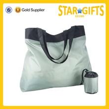 Wholesale custom folding shopping bag portable waterproof reusable shopping bags