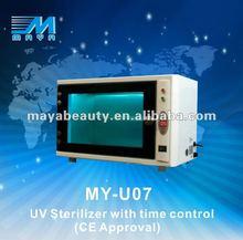 MY-U07 led uv sterilizer/ fast and efficient kill over bacteria uv sterilizer
