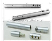 Wholesale Alibaba usb Pen drive , laser function metal pen usb with ppt slider change