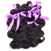 "Wholesale Temple Indian Human Hair,8"" - 30"" Natural Raw Unprocessed Virgin Indian Hair"