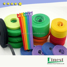 2015 hot flexible and self-adhesive tie electric cable tie strap