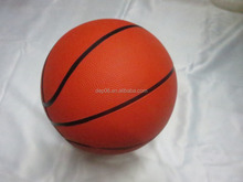 Official size and weight rubber Laminated Basketball