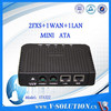 ATA,NAT router / VOIP gateway ata adapter, ATA322