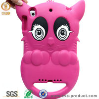 Fashion style shockproof EVA foam protective for iPad cases with handles
