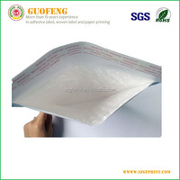 Our factory direct sale adhesive packing list envelope