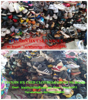 used clothes and second hand shoes in china