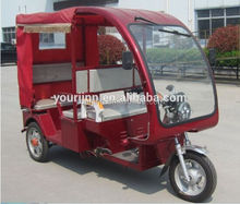 hot selling battery operated auto rickshaw / tuk tuk / taxi tricycle
