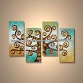 popular moderno abstracto pintado a mano la pared de pintura de arte de la imagen