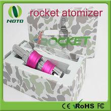 Brand new rebuild kayfun atomizer- NOTO 5ml large volume the rocket rba rebuildable atomizer