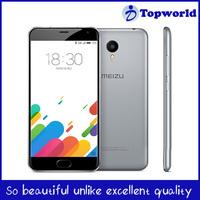 "New Original Meizu Meilan Metal 5.5"" FDD LTE 4G Mobile Phone M3 Note 3 Helio X10 Octa Core 1920X1080P 2GB RAM 32GB ROM Flyme 5"