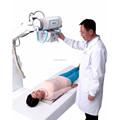 De rayos x médicos equipo veterinaria DR Digital radiografía sistema Vet x ray portable máquina de rayos x