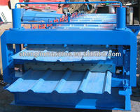 Haide 2015 China roll forming machine for roof usage suppliers