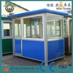 Personalized container house for sentry box/guard house/sale