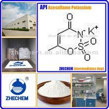 API Acesulfame K Acesulfame Potassium ISO 55589-62-3