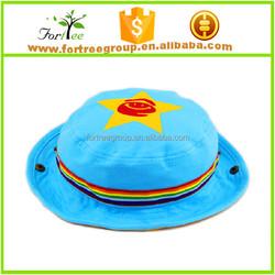 free pattern children bucket hat kids hat