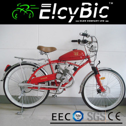 26inch moped 60cc mountain gas pedelec motorcycle bicycle for adults(E-GS103)