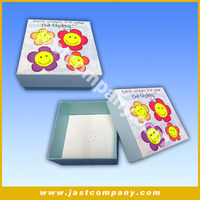 Celebrative Birthday Sound Square Gift Decorative Boxes