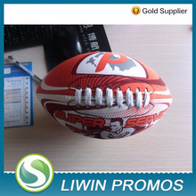 Best selling 2015 Customized gifts material Neoprene Rugby