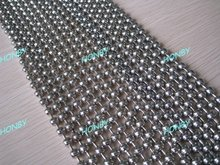Steel Metal Bead Chain String Curtain
