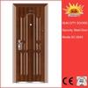 Hot sale home design entrance exterior security steel door SC-S043