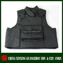 Chaleco de combate kevlar body armor
