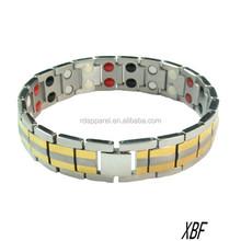 B017041 2015 sport infrared stress relief power Bio Magnetic amega bracelet