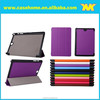 slim cover for Samsung Galaxy Tab A 9.7,Crazy horse pu smart cover for Samsung Galaxy Tab A,For Samsung Tab A case