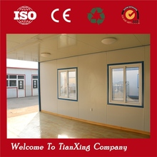 PU sandwich panel sandwich panel movable office container drawing