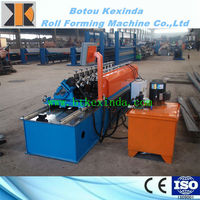 light steel stud machine CW&UW Drywall Profile Roll Forming Machine