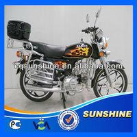 SX70-1 EEC 70CC Motorbike For Ukraine Bangladesh Markets