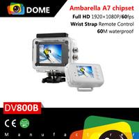 Full HD WIFI Waterproof 1080P for Sport bike Go Pro camera