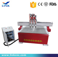 1325 High efficiency 4*8 feet Wood CNC Router Machine with vacuum table and control box