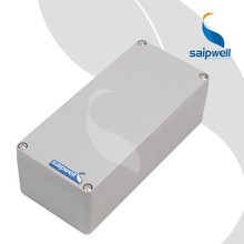SAIP/SAIPWELL 175*80*56mm Customized Electronic Extruded Aluminium Enclosure