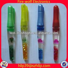 Hot?Selling?Smart Colourful Led Flashing ball pen supplier
