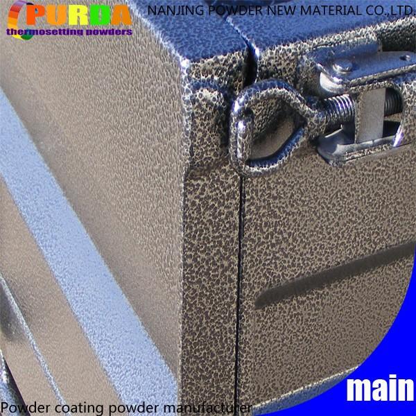 Powdered Coated Aluminium Texture : Époxy polyester pulvérisation de revêtement en poudre