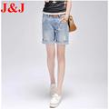 Disegno su misura causale pantaloni signore sciolti, i jeans produzione oem fabbrica
