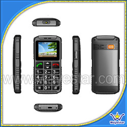 SOS old people senior cell phone W59