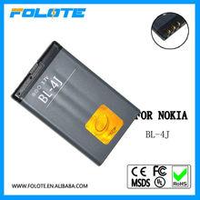 cell phone battery bl-4j battery for nokia bl-4j
