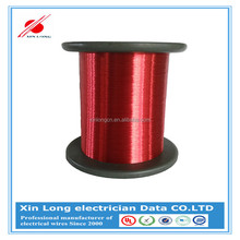 Best factory insulated copper wire prices enamel painting outside