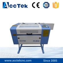 Mini Cnc Laser 6040 Price For Rubber, Plastic, Crystal, Organic Glass, Wood, Arts And Crafts, Bamboo