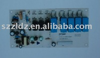 PCB assembly for oven, controller board for oven