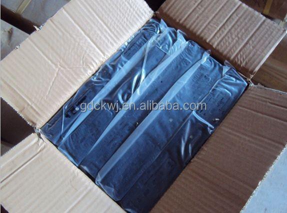 Black plated---drawer slide package