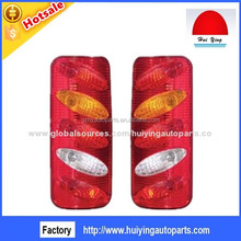 bus tail light rear lamp for yutong higer kinglong gloden dragon