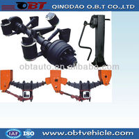 landing leg mechanical air suspension and kits trailer part