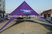 Dia 12x5m advertising Star tent canopy