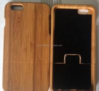 wholesale bamboo phone case environment-friendly products bamboo phone case for iphone 6 plus