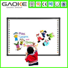 """China manufacturer movable 82"""" interactive whiteboard with stand free software for sale"""
