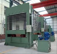 Productive Hot press wood machine hot press veneer machine