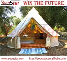 Hot sale Canvas Camping Bell Tent for sale